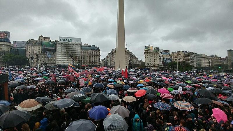 Atos aconteceram em diversas cidades da Argentina e de outros países