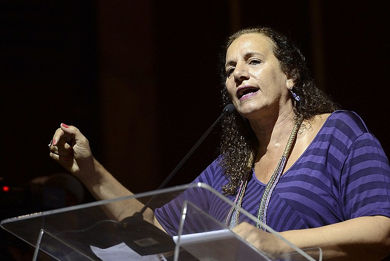 Deputada federal Jandira Feghali