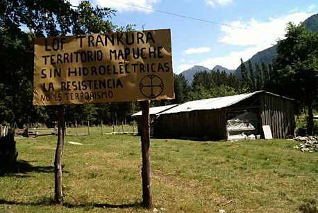 Os povos Mapuches lutam pela recuperação de suas terras ancestrais