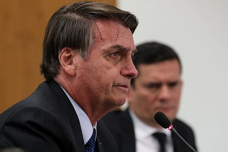 Segundo Bolsonaro, é preciso relembrar o que ocorreu em 1964 para identificar o que foi bom e ruim, para o 'bem do Brasil no futuro'