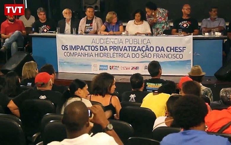 Movimentos criaram uma agenda de mobilizações em audiência pública realizada nesta quinta-feira (9), em Salvador