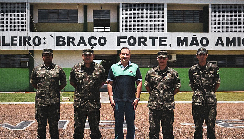 O delegado da Polícia Federal Marcelo Augusto Xavier, atual presidente da Funai, ficou conhecido por seu engajamento pró-ruralistas