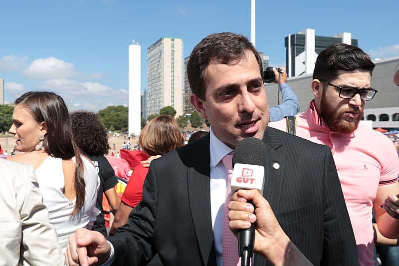 Deputado Federal  Gervásio Maia (PSB)