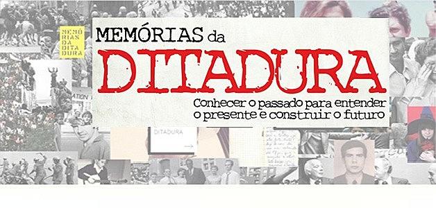 Página reúne o maior acervo online sobre a história da Ditadura no Brasil