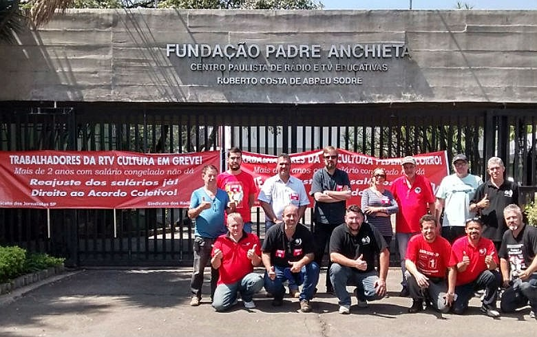 Trabalhadores da Cultura fazem audiência de conciliação amanhã (13) para tentar chegar a acordo e pôr fim à greve