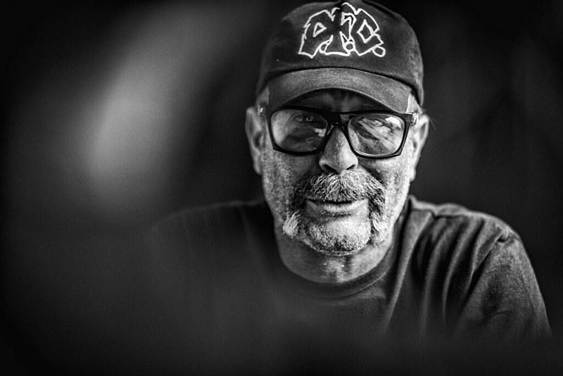 João é fundador da lendária banda criada em 1981 em meio a explosão do movimento punk