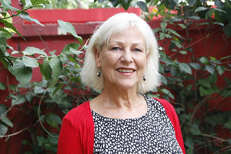 Dagmar Enkelmann é presidenta da fundação Rosa Luxemburgo em Berlim