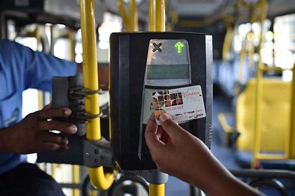 Passe Livre estudantil do DF atende 198 mil estudantes da rede pública e outros 119 mil da rede privada
