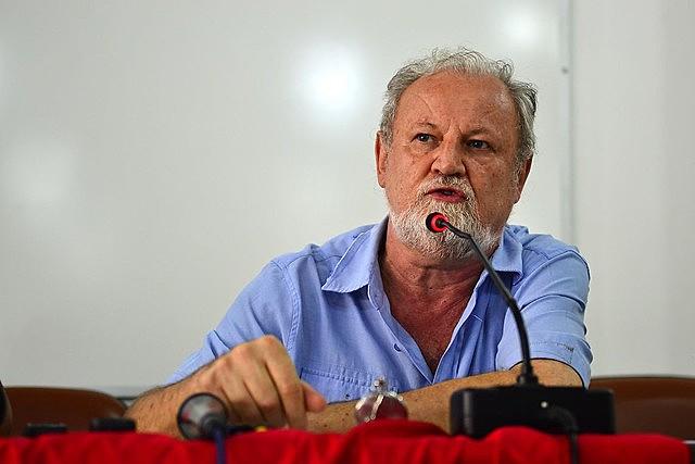 Dirigente do MST esteve em São Miguel do Gostoso (RN) no assentamento Maria Aparecida