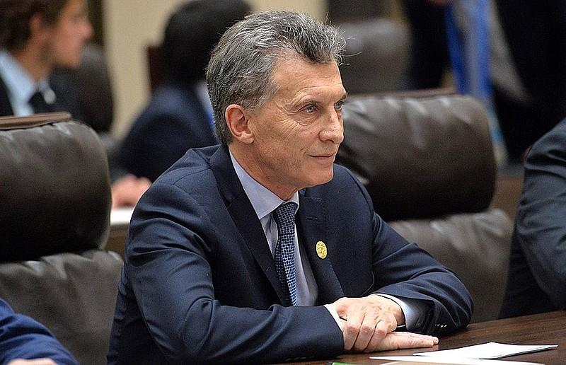 Macri fechou acordo de US$ 50 bi com FMI