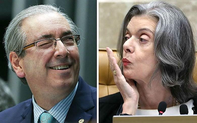 Tanto Cármen Lúcia como Cunha manobraram com poderes quase ilimitados para atingir seus interesses