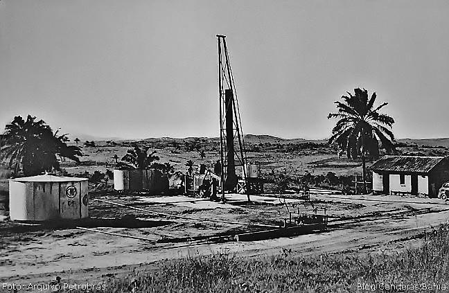 Descoberta do poço ocorreu em Lobato, bairro de Salvador (Bahia)