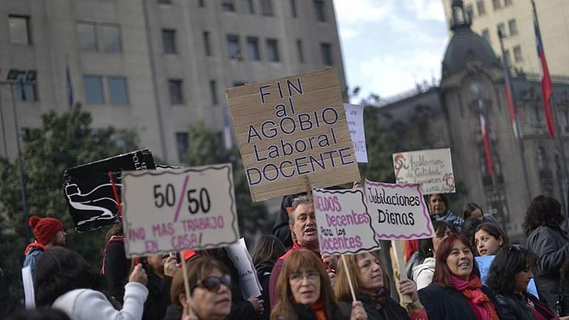 Professoras da educação infantil reivindicam a inclusão de demandas específicas nas negociações entre professores e Ministério da Educação