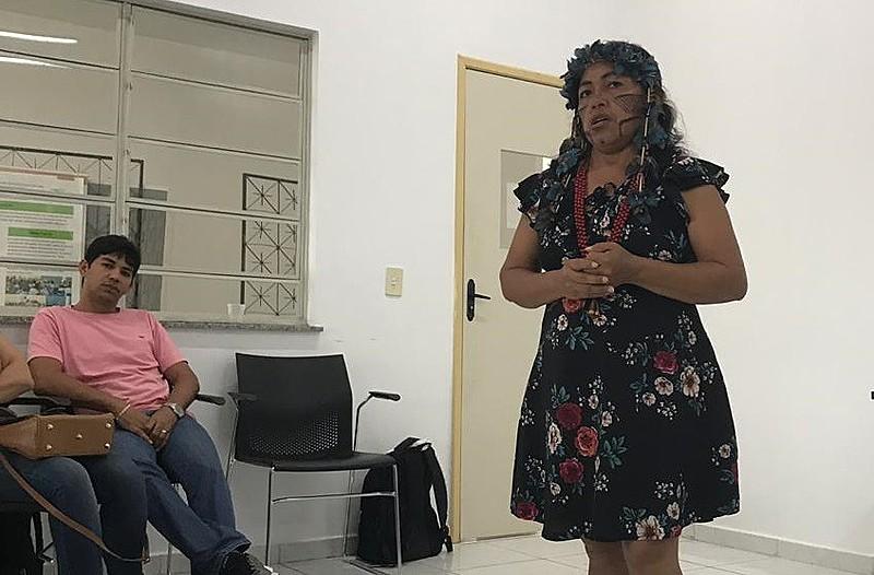 """""""O governo do Bolsonaro é para pessoas ricas, para os grandes latifundiários e fazendeiros, pessoas que têm grandes plantações"""""""