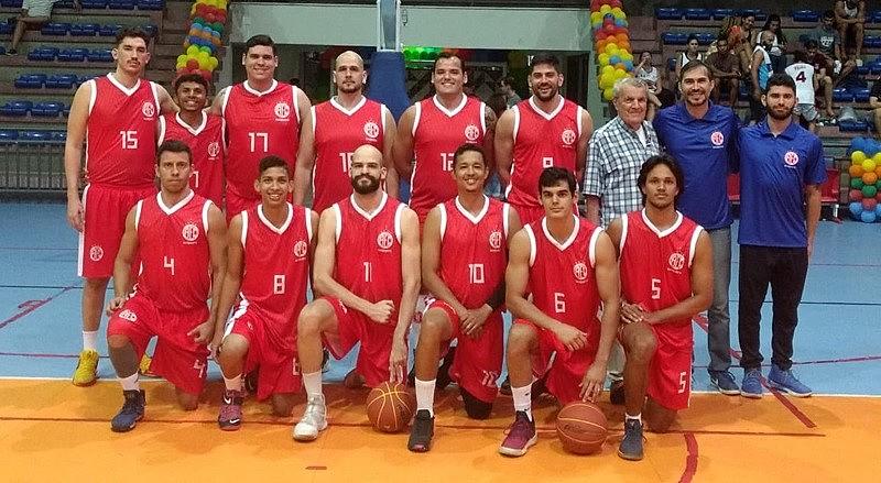 No basquete, time potiguar ficou em terceiro na etapa João Pessoa do Circuito Brasileiro