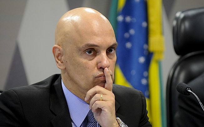 Moraes foi indicado por Temer (MDB) para o Supremo