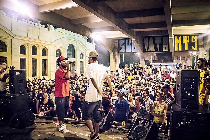 Duelo de MC's completa 1 década de existência e resistência em Belo Horizonte
