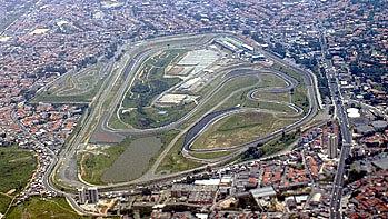 O autódromo de Interlagos foi palco nesse final de semana do Grande Prêmio Brasil de Fórmula 1.