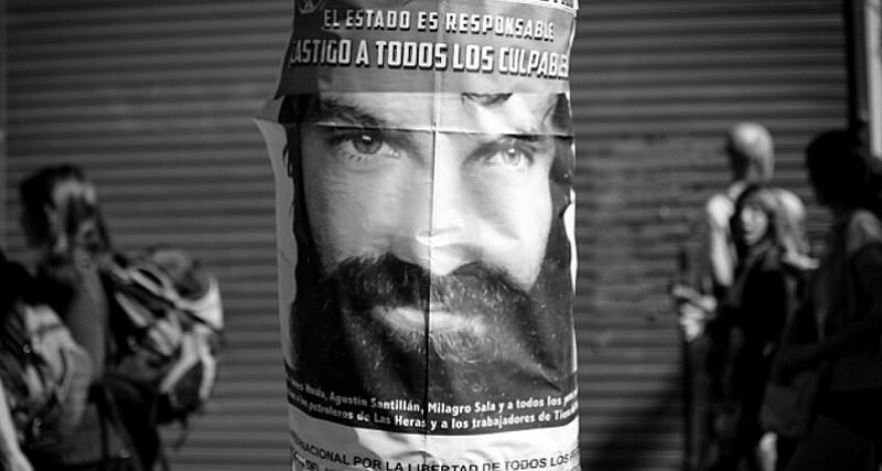 Diversos protestos denunciando o desaparecimento e a morte de Santiago Maldonado ocorreram em toda a Argentina