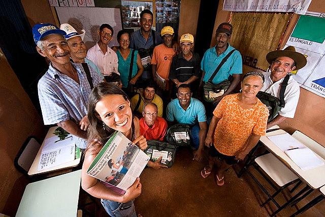 Entre 1998 e 2018, mais de 186 mil camponeses foram formados pelo Pronera