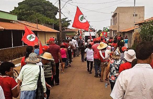 Integrantes do Movimento relatam duas tentativas de assassinato em Campo do Meio, no sul de Minas Gerais