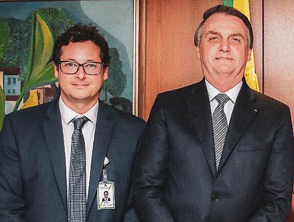 Secretário Fábio Wajngarten é proprietário de empresa de comunicação que recebe dinheiro de emissoras e agências contratadas pelo governo