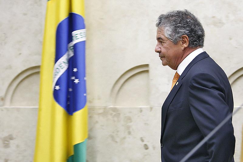 O relator Marco Aurélio Mello foi o único a votar contra; Moraes, Facchin e Barroso votaram a favor da prisão de condenados em 2ª instância