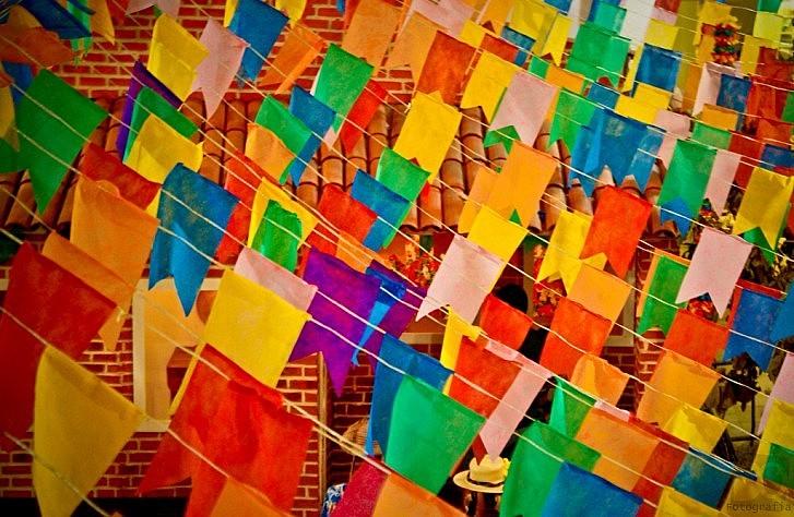 As cores do São João tomam conta da capital potiguar