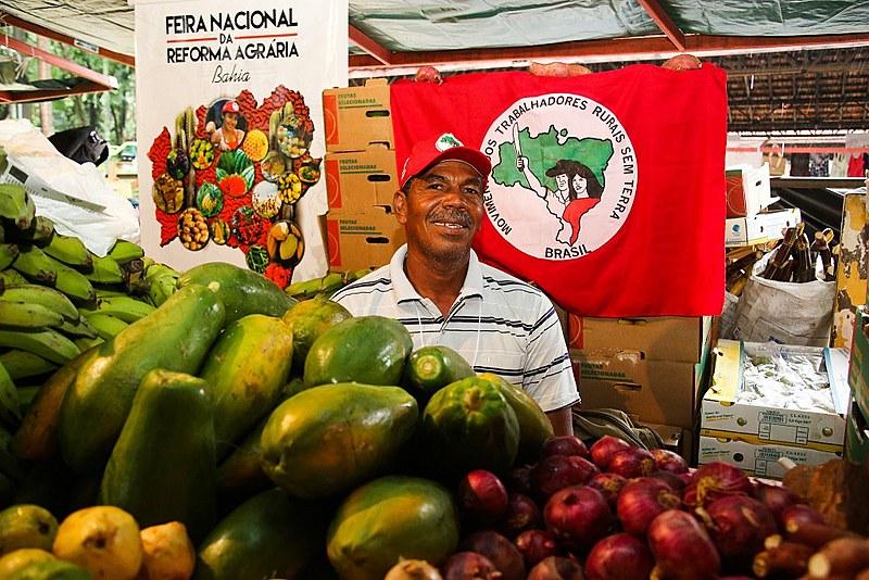Legenda: Produção de alimentos sem veneno é um dos temas em debate