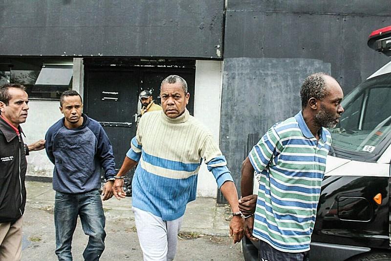 Juracy, Luciano e Ricardo foram encaminhados para o Centro de Detenção Provisória Vila Independência, na Vila Prudente.