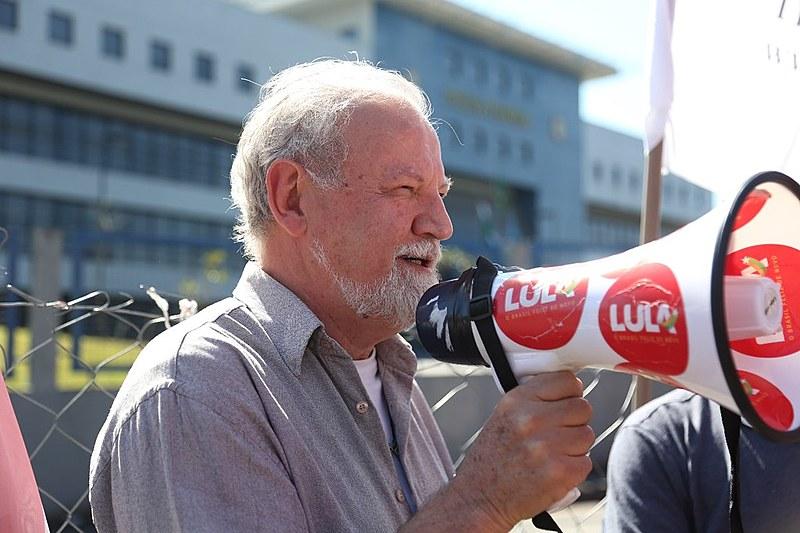Lula segue sendo a referência para os trabalhadores e norteia o projeto que deve ser vencedor em outubro