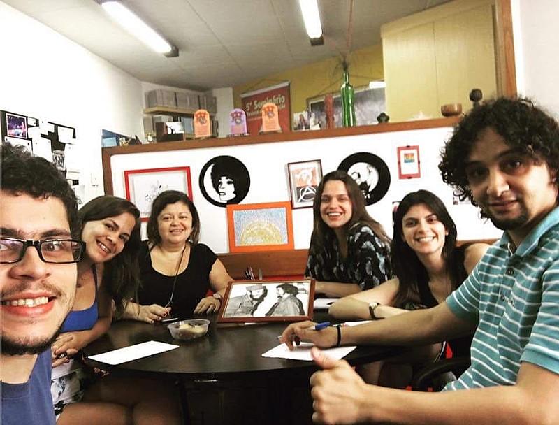NPC é integrado por comunicadores, jornalistas, professores , artistas, ilustradores e fotógrafos