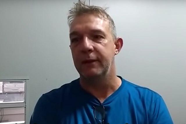 José Valdir Misnerovicz está preso desde 31 de abril