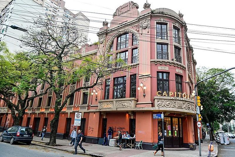 Prefeitura tem planos de terceirizar espaço que promove mostras de cinema e atividades culturais no centro de Porto Alegre