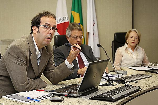 Rubens Goyatá Campante é técnico judiciário - Tribunal Regional do Trabalho da 3ª Região