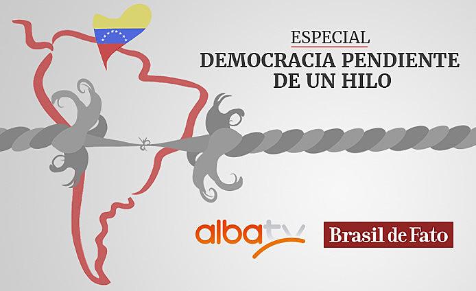 A ameaça golpista continua sobrevoando América Latina