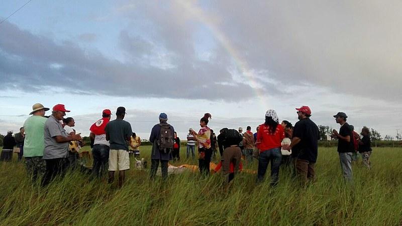 Camponeses do norte fluminense voltam às terras de onde foram retirados há 8 anos
