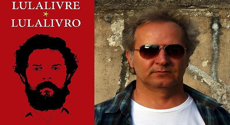 Capa do livro Lula Livre Lula Livro
