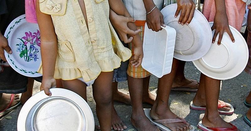 Municípios da baixada fluminense figuram entre as localidades com alto índice de insegurança alimentar no estado
