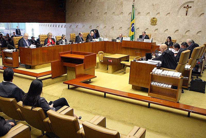 Ministros do STF votam processo que pode beneficiar Flávio Bolsonaro
