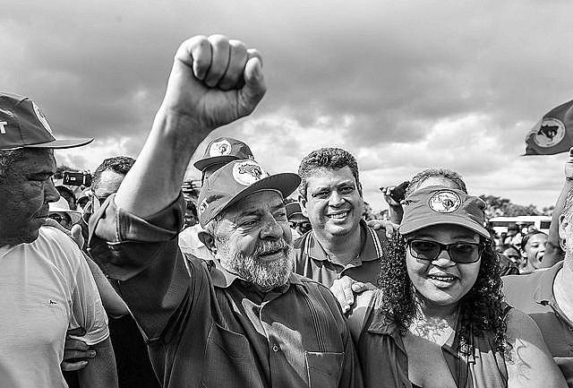 Contra la detención arbitraria de Lula, huelguistas se encuentran en ayuno absoluto hace 25 días