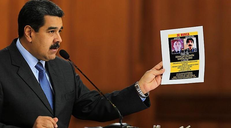 Governo da Venezuela vai solicitar extradição de acusados, afirma mandatário