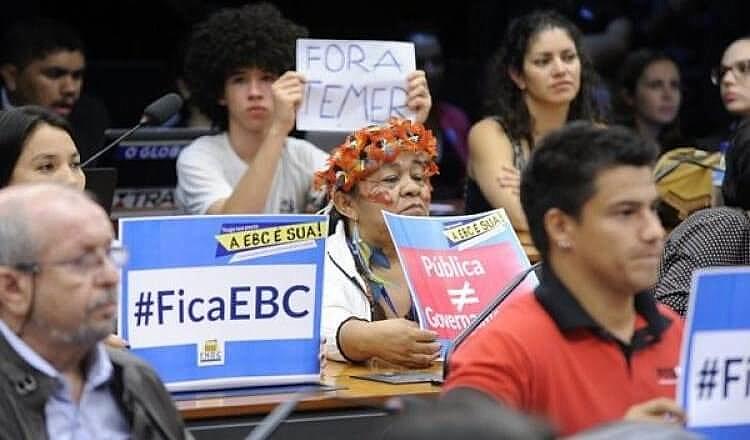 Participação da sociedade civil está garantida com o Conselho Curador da EBC, afirma nota