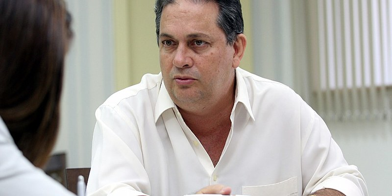 Nahim já presidiu a Câmara de Campos (RJ) e chegou aassumir como prefeitointerino do município no lugar de Rosinha Garotinho