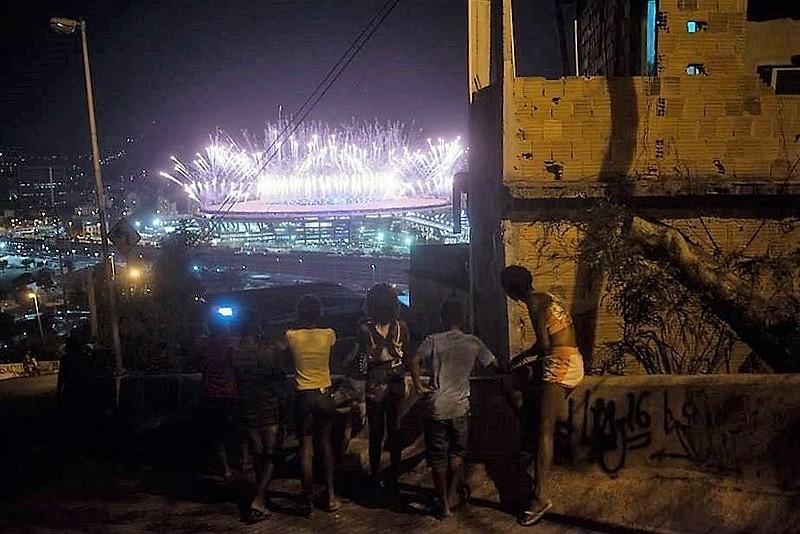 Olimpíada no Rio é como fazer uma festa na sua casa e não te convidarem