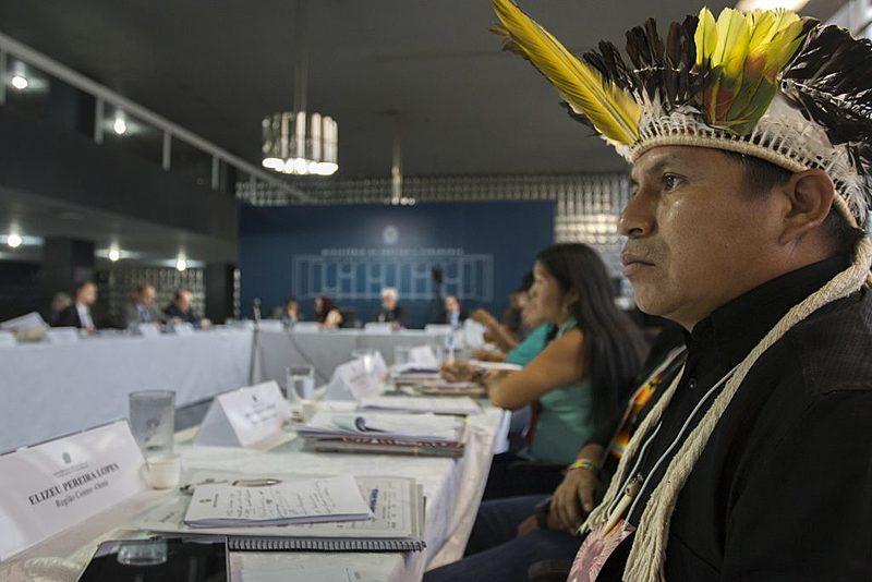 Reunião da CNPI em Brasília
