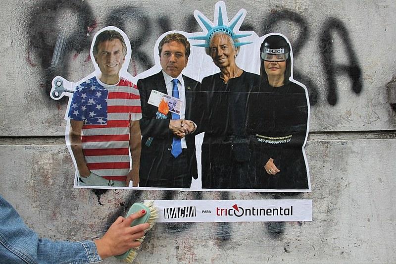 Argentina retorna ao FMI