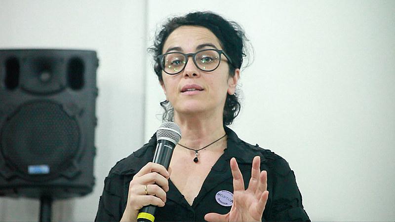 """Márcia Tiburi é autora de """"Como conversar com um fascista"""", """"Era meu esse rosto"""", entre outros livros"""