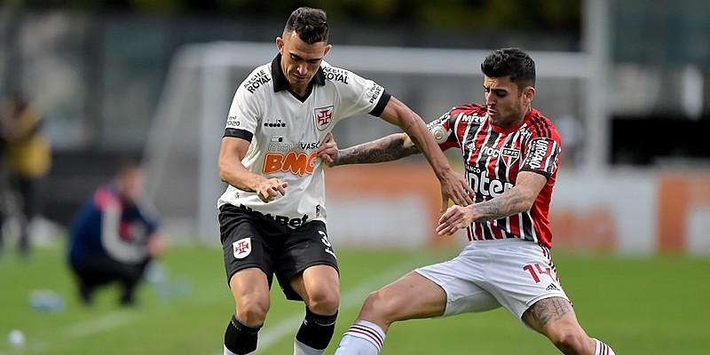 Clube vascaíno venceu por 2 a 0, mas os insultos dos torcedores colocam em risco os pontos garantidos