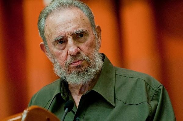 """""""Desejo expressar a mais profunda gratidão pela mostras de respeito, saudações os e presentes que tenho recebido"""", expressou Fidel"""